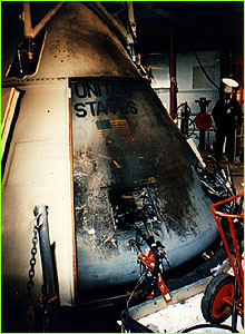 astronauts apollo 1 tragedy - photo #15